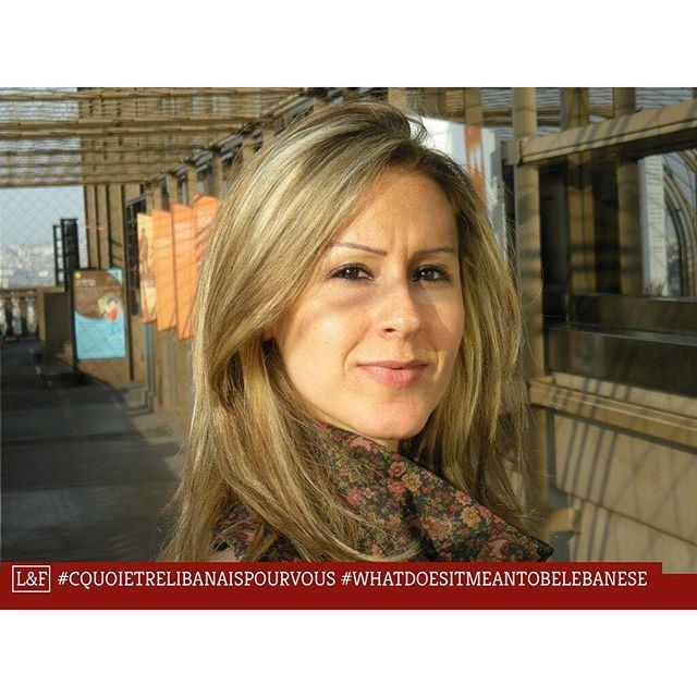 """Zeina, 34, Dubai, auteure de « Caméléon »/ Author of """"Chameleon"""" -----"""