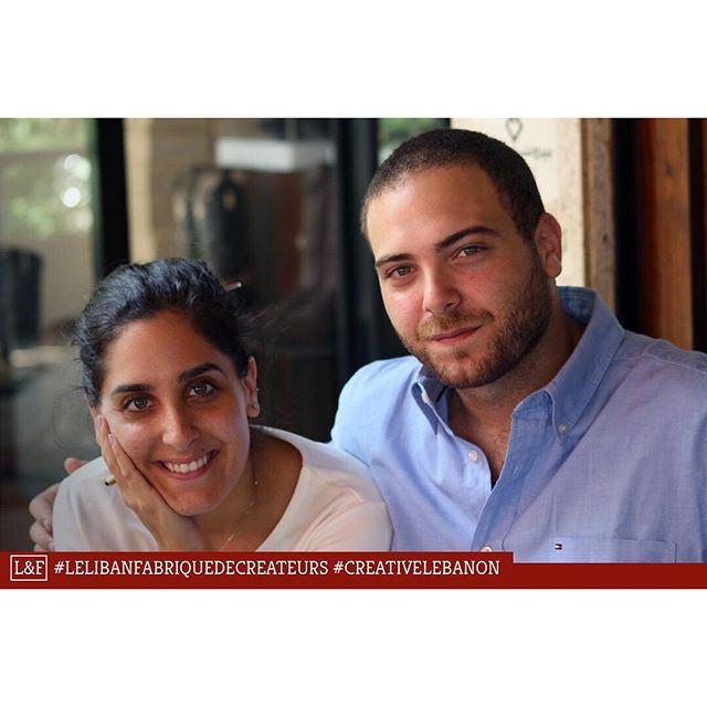 Karim Hobeiche & Pamela Chami, créateurs de / founders of Tekaya (Beirut, Lebanon)