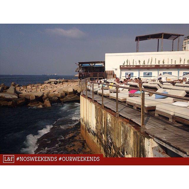 🇫🇷 Où se baigner à Beyrouth? (Beirut, Lebanon)
