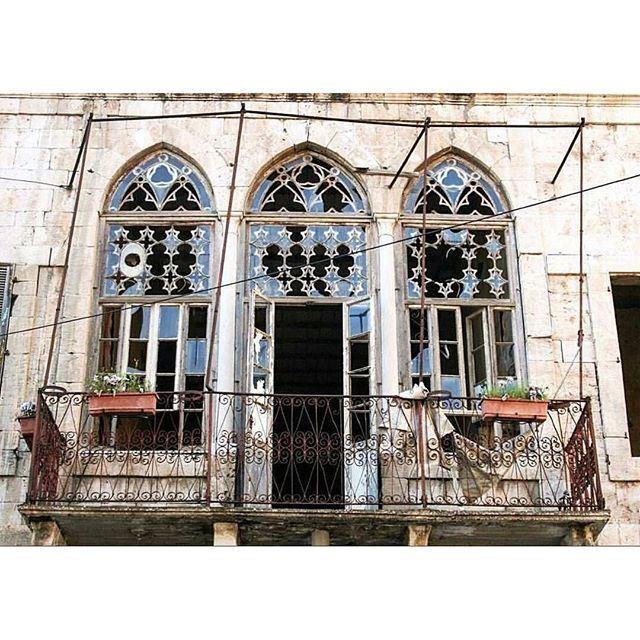 One of Jounieh's abandoned treasures jounieh (Jounieh - Lebanon)