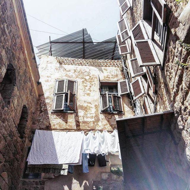 Authentic Saïda ❤️ [Photo by @melissahashem] (Saïda, Al Janub, Lebanon)