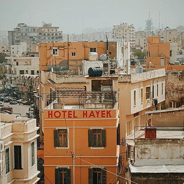 Urban mess (Tripoli, Lebanon)