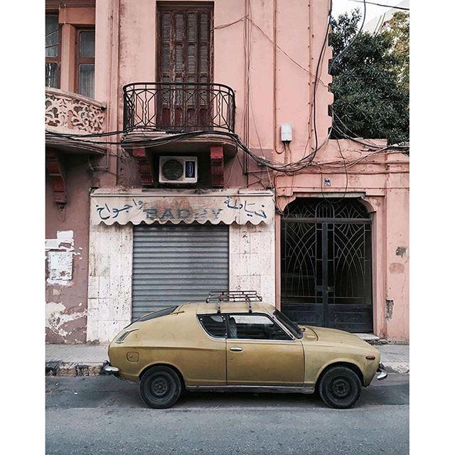 Retro Beirut ✨❤️ (Beirut, Lebanon)