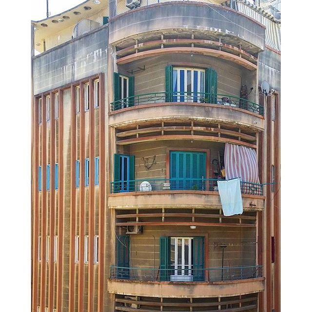 Lovely corners 💚 (Mar Mikhael, Beirut)