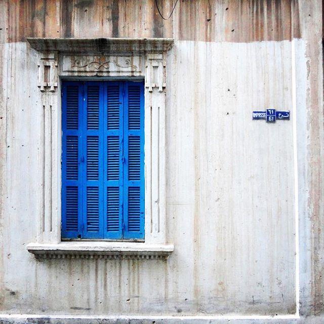 Impasse 61 - Beyrouth 💙 (Achrafieh, Lebanon)