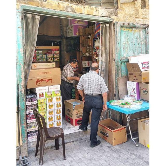 Unica, Biskrem, Bonjus, Xtra, Halleys... LocasOfLebanon (El Mîna, Liban-Nord, Lebanon)