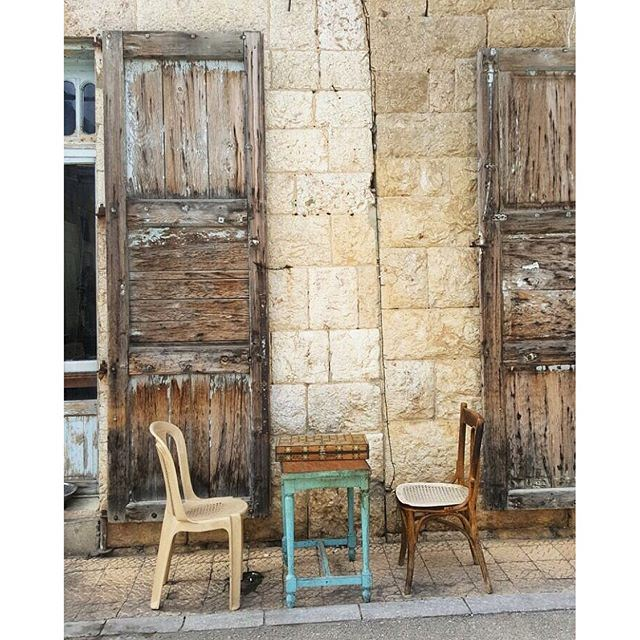 You know its Sunday's lunchtime when the streets are empty liveauthentic (Douma, Liban-Nord, Lebanon)