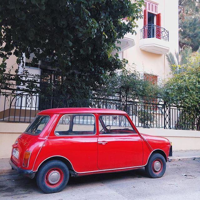 Perfect matching 🚗🏡 (Achrafieh, Lebanon)