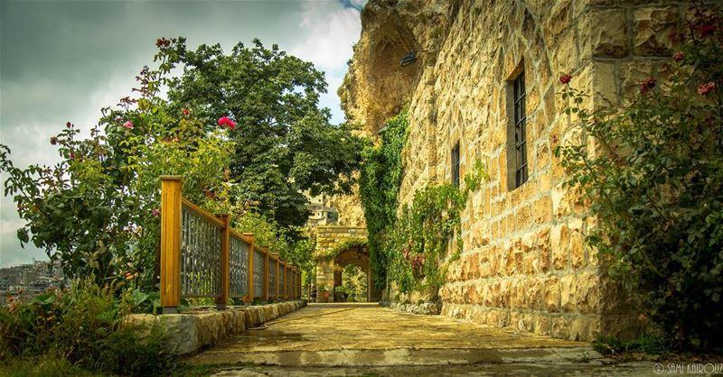 All the spirits desire, spirits attain. (Museum Gibran calil Gibran متحف جبران)