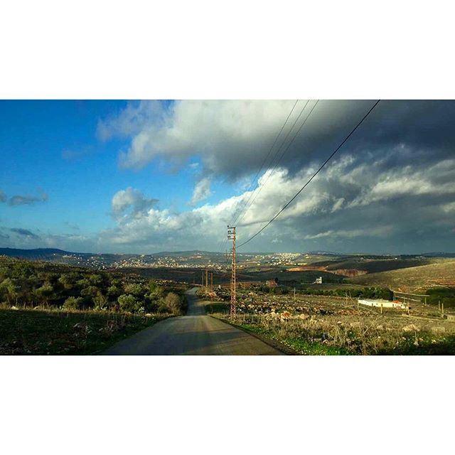 طريق رميش