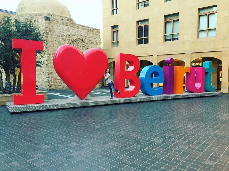 I ❤️ Beirut (Beirut Down Town)