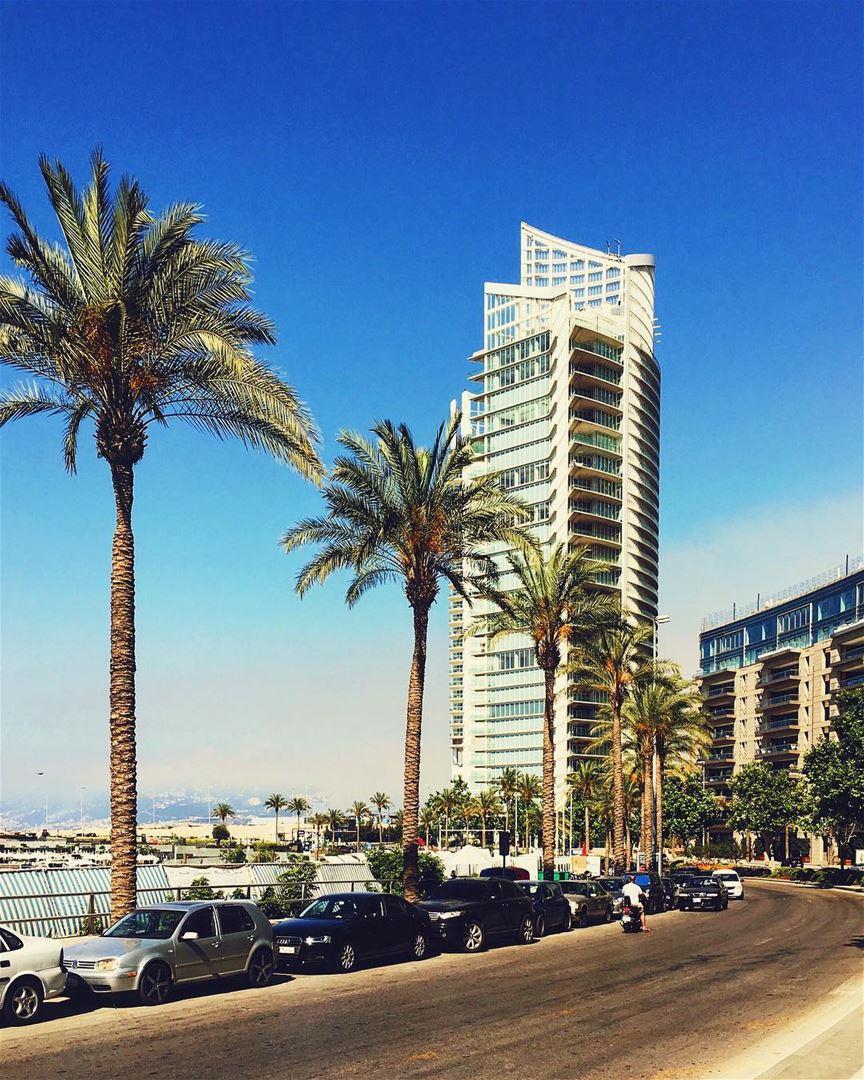 Kornish Beirut
