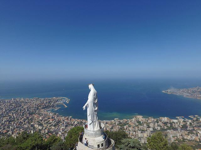 Our Lady of Lebanon (Santa Maria) Harissa
