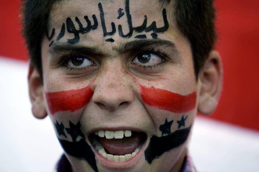 لبيك يا سورية