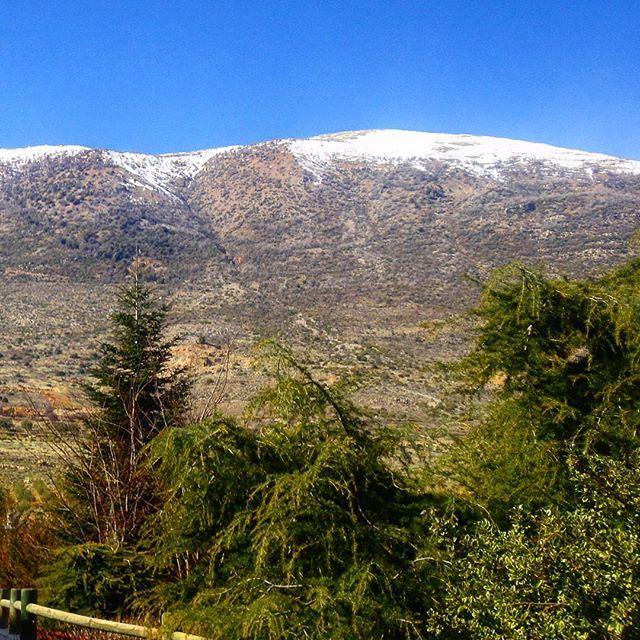 يا جبل البعيد،خلفك حبايبنا (West Bekaa)
