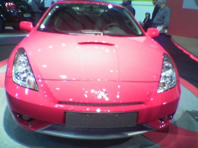 Lebanon Motor Show November 2004