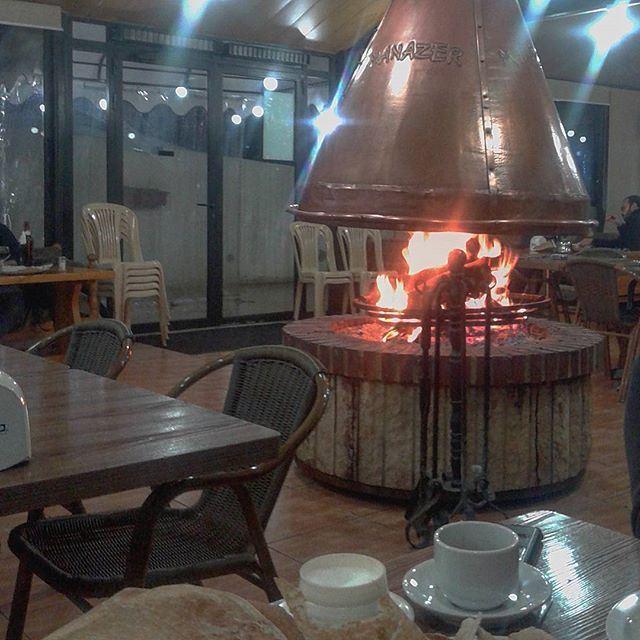 feucheminee cheminy fire chaleur cold (Manazer - Harissa)