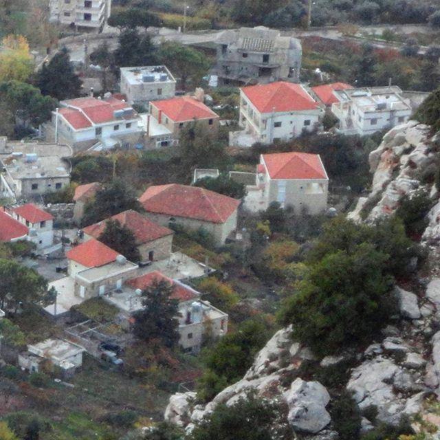 redbrick lebanonvillages discoverlebanon (Kfour Al Arabi)