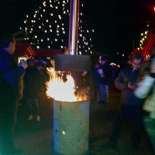 festivaldenoel christmas feuvfireparade (Bikfaya)