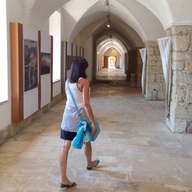 Vers le passé.historicalplace oldarchitecture heritage beautifulpalace (Beit el din - Chouf)