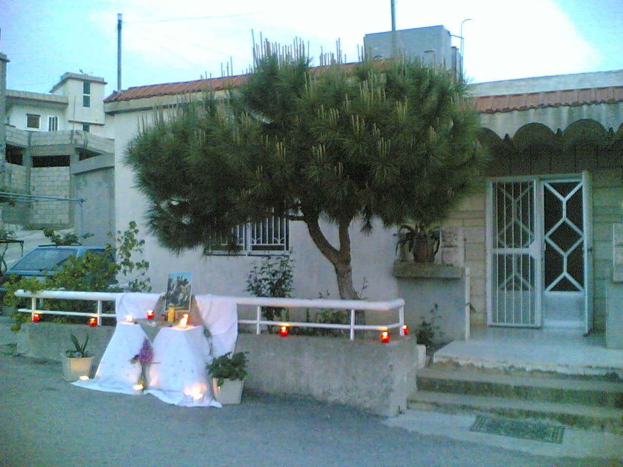 Saint Georges Day Yaroun 2006
