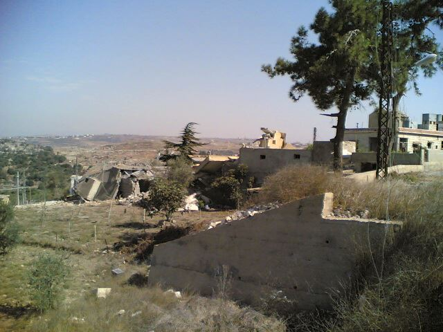 Yaroun After the 2006 Lebanese-Israeli War