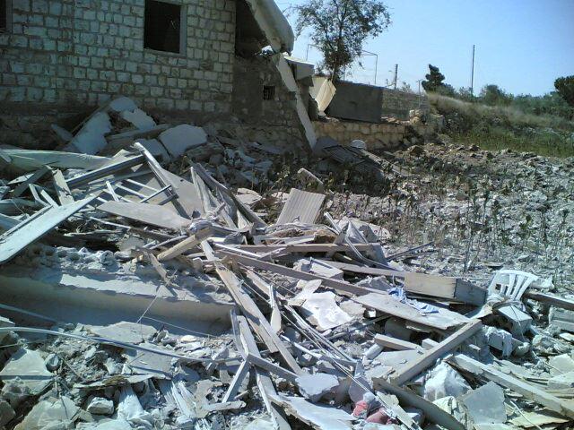 Yaroun After the 2006 Lebanese-Israeli War
