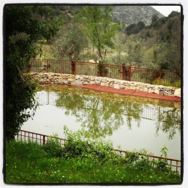lebanon nature green