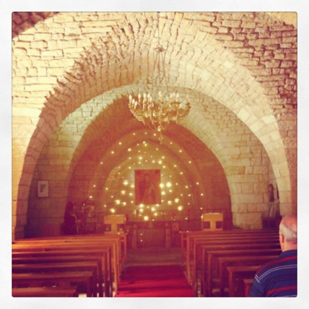 lebanon old church