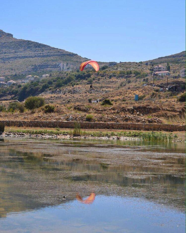 Paragliding North Lebanon
