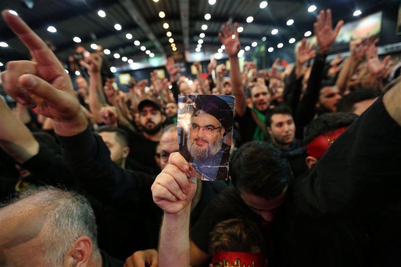Ashoura 2016 - Sayed Hassan Nasrallah Picture