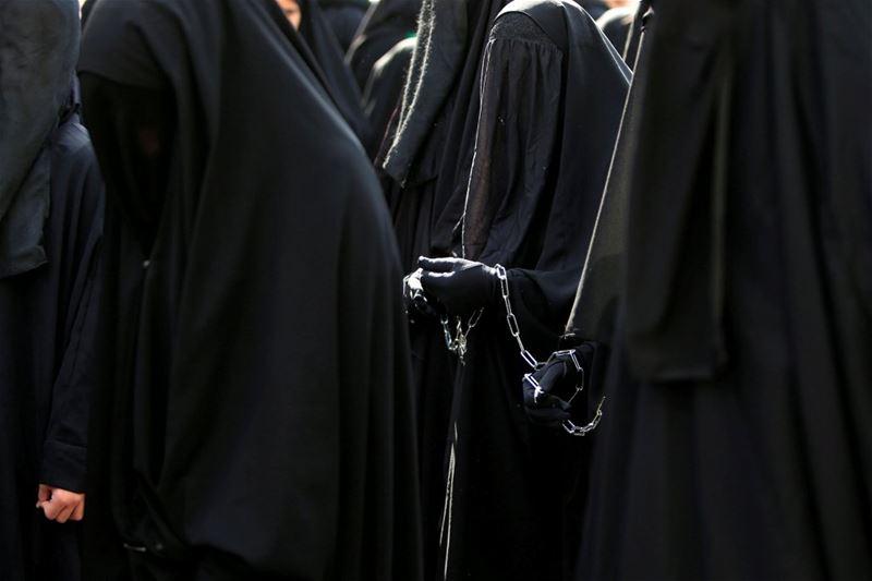 Ashoura 2016 - Chained Women