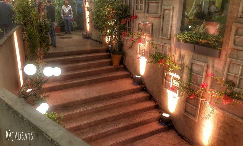 Opening Garden Dbaye Wednesday (Gardens Lebanon)