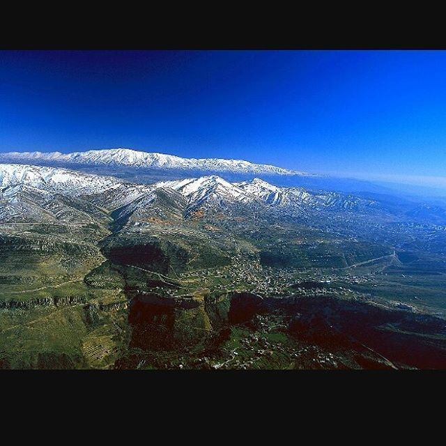 صورة لجبل لبنان