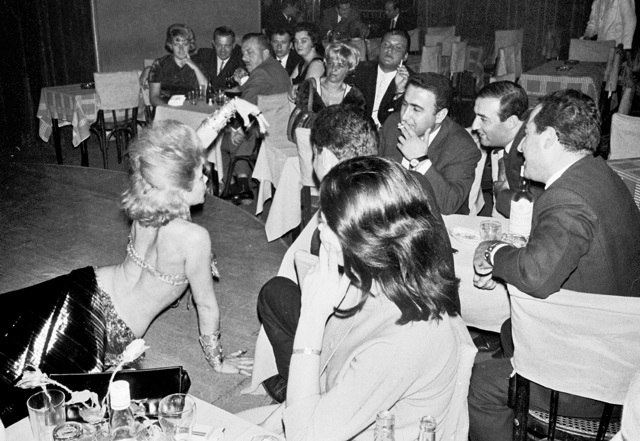 Kitkat Night Club Beirut 1966