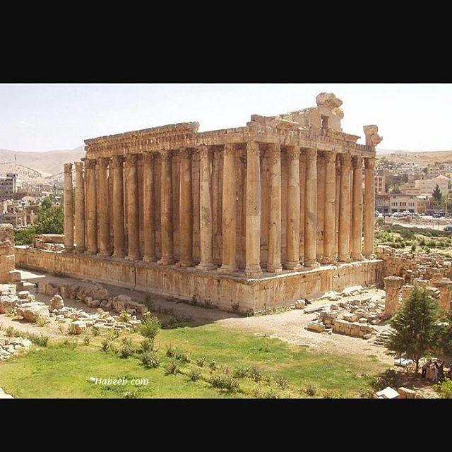 بعلبك بعلبك_الحلم لبنان