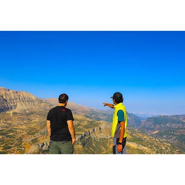 Where to next ? 🌏 (Akoura Laklouk)