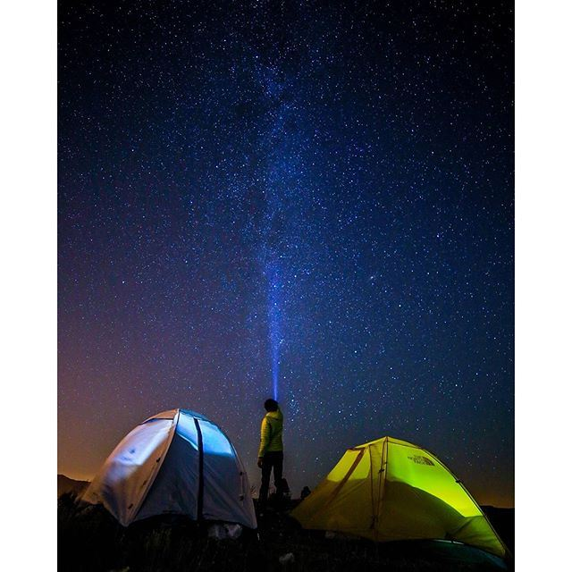 Cause you're a sky full of stars. 🌌⛺ mountains camping nature adventure wild wilderness wander wanderlust explore neverstopexploring landscape campingofficial