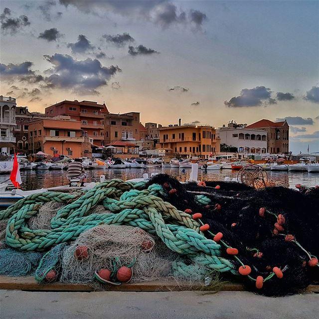 Tyre Fishermen Port