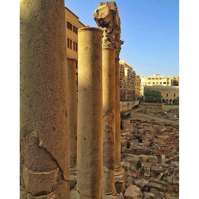 صباحو 🌻 من قلب بيروت، من تراث بيروت ❤ (DownTown, Beirut)