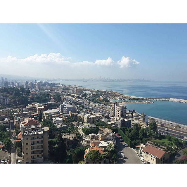 Good morning from Beirut ☀ (Beirut, Lebanon)