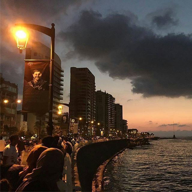 EinElMrayseh Beirut, Lebanon. Made it all the way east. (Ein el Mraysseh)