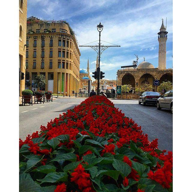 ❤ ️بيروت💙 (Beirut Down Town)