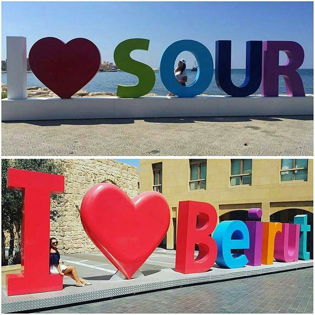 Couldn't agree more! ILoveSour | ILoveBeirut 💙💜❤💚