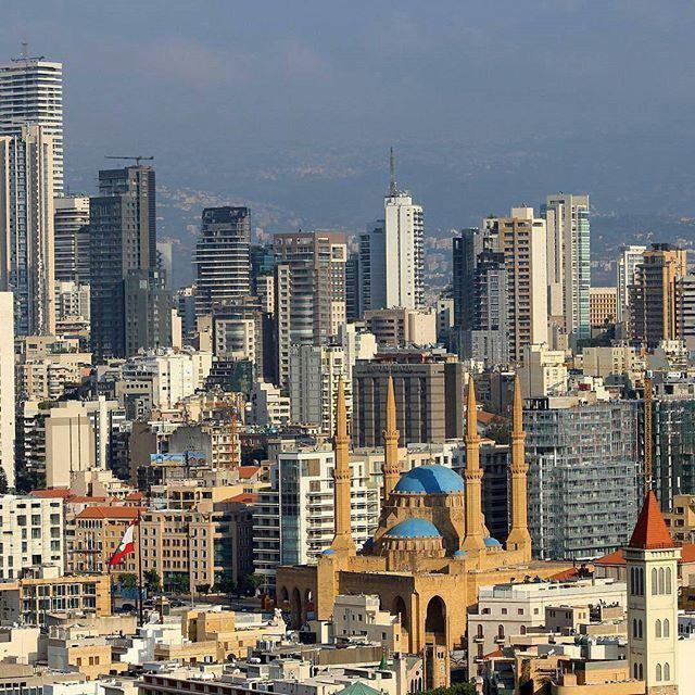 Beirut Downtown - 28-07-2016 ❤ (Downtown, Beirut, Lebanon)