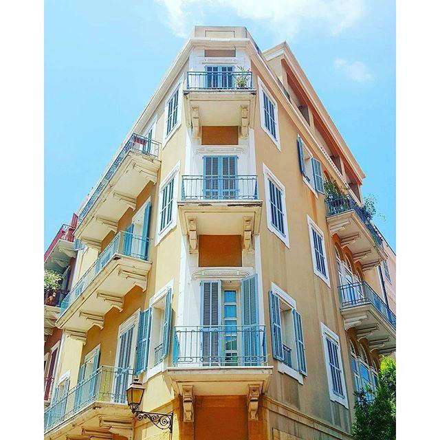Beautiful Beirut 💙 (Saifi Village)