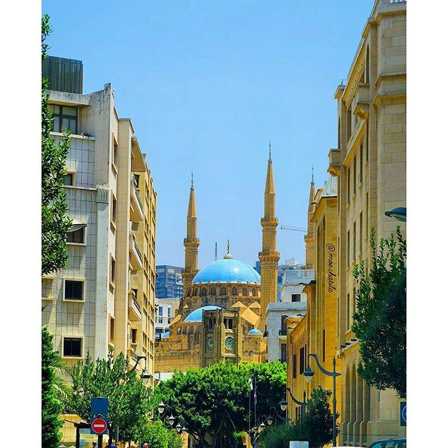 My Beirut 💙💚 (Downtown Solidaire)