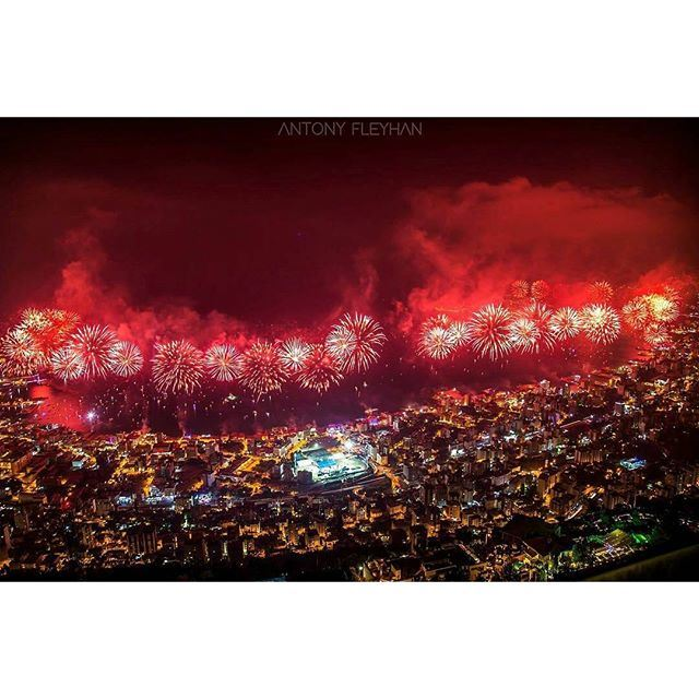 Jounieh International Festival 2016 (Jounieh Bay)