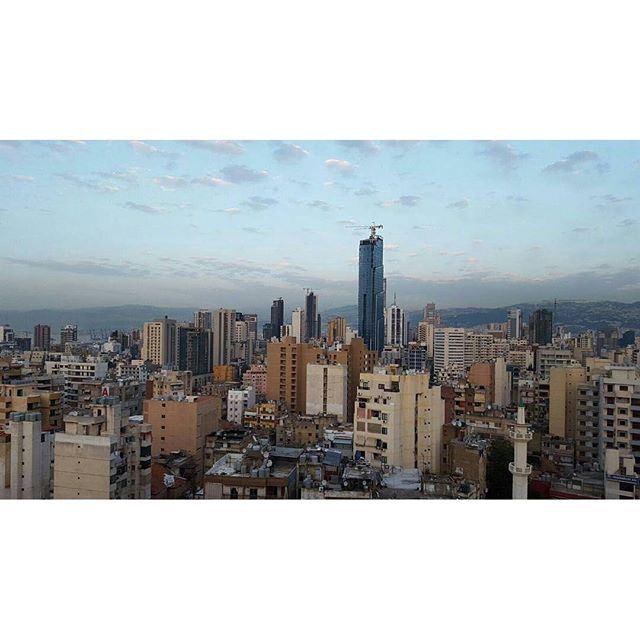 West-Beirut 💙 (Beirut, Lebanon)