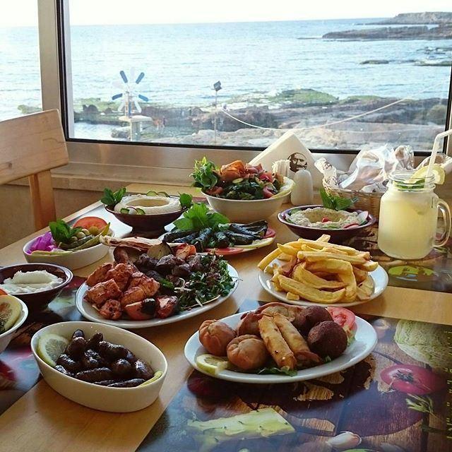 Typical Lebanese Food, Min 3abelu? (Beirut, Lebanon)